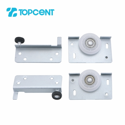 Roller for embedded sliding door FW.5341