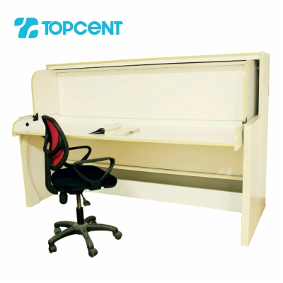 Bed mechanism with desk MC.1501